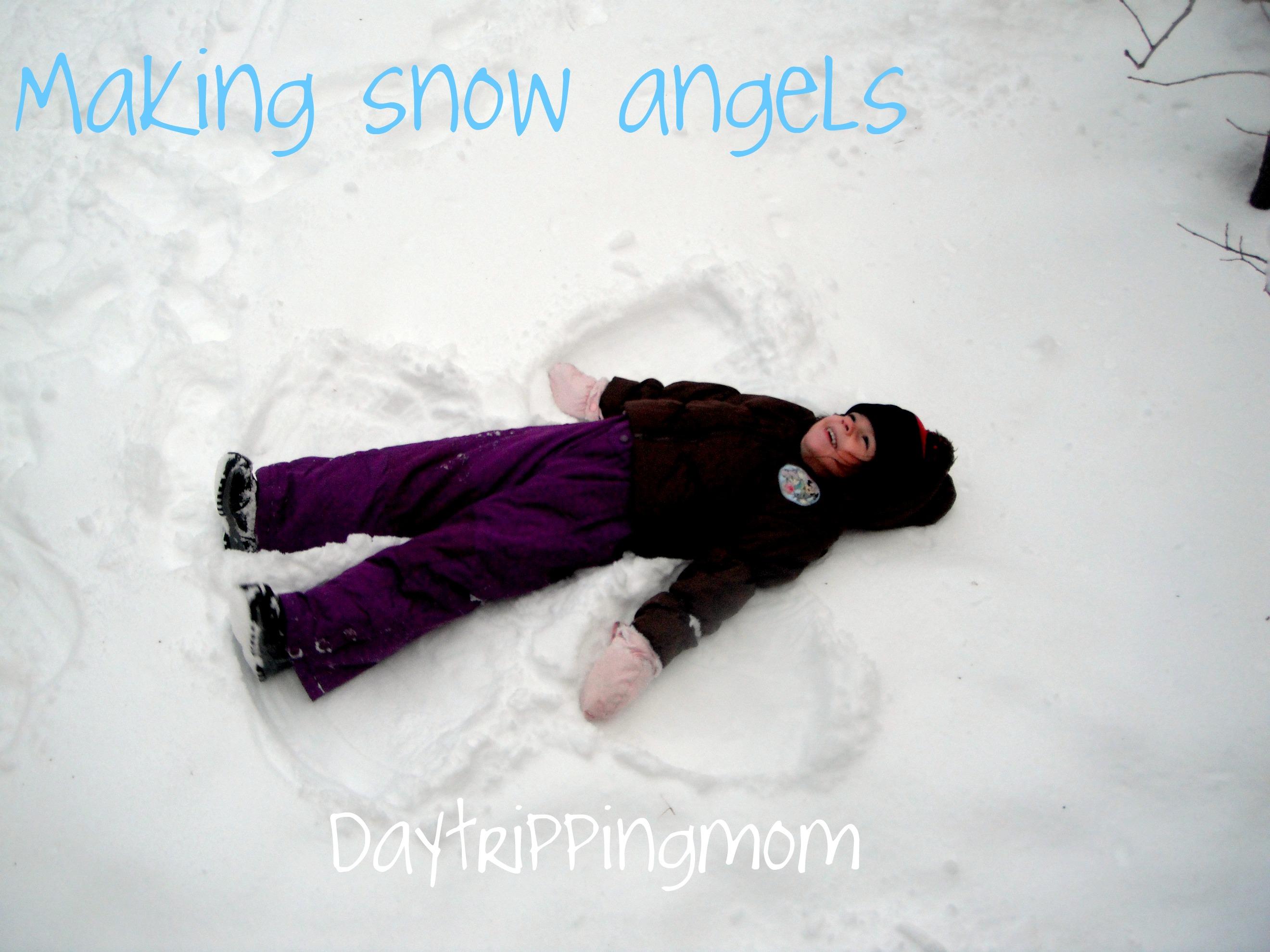 Big Bear Lake Part 1 Snow Play Along The Way Daytripping Mom