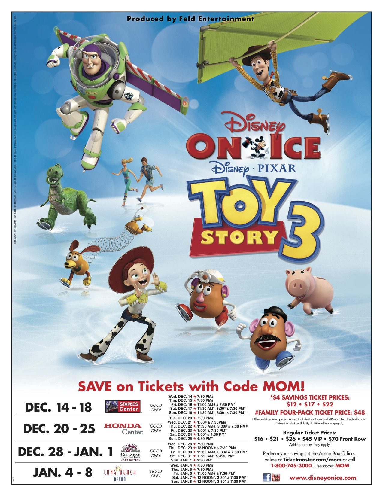 disney on ice ticket discount coupon