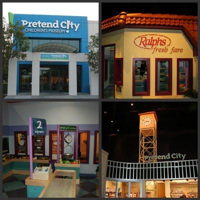 Pretend City