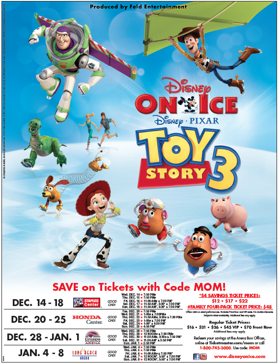 Disney california discount coupons