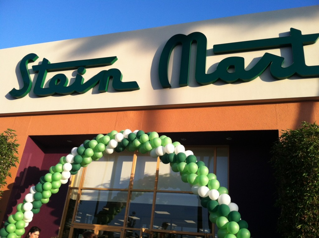 Stein Mart at the Irvine Marketplace