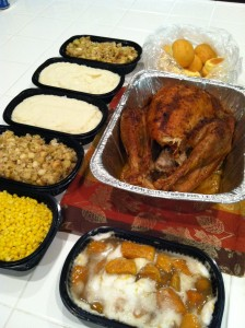 Knott's Thanksgiving Feast