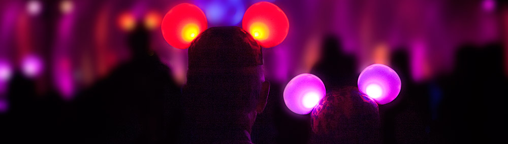 Glow With the Show at Fantasmic!