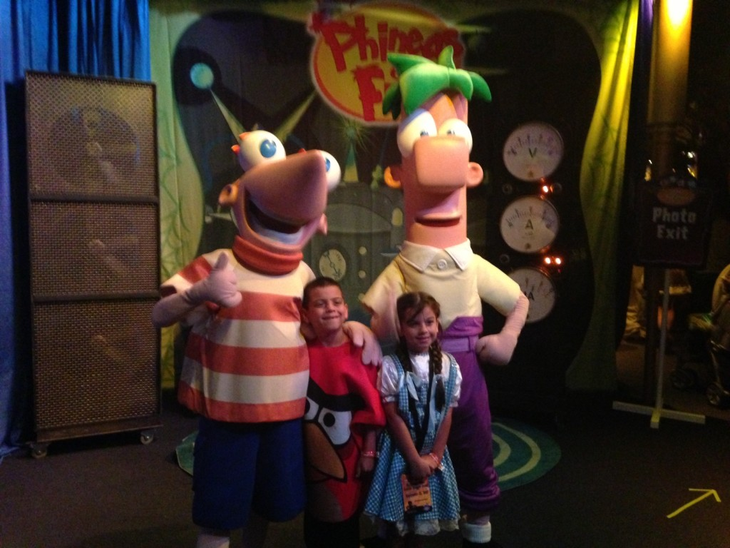 Phineas and Ferb Fun!
