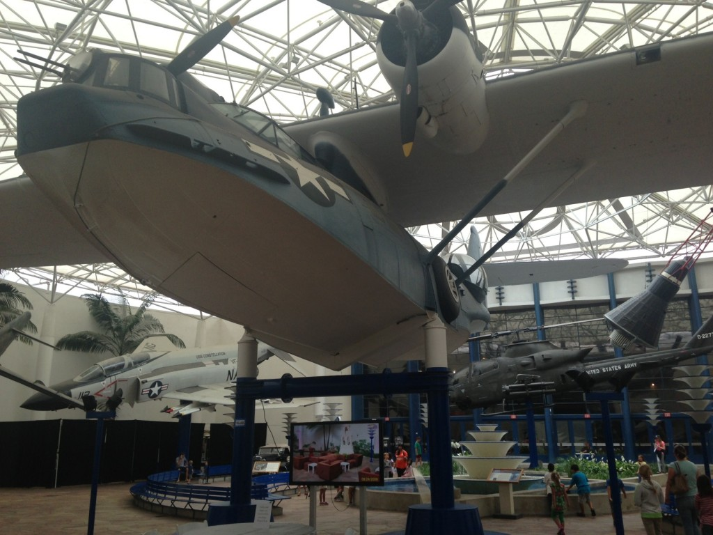 The Air & Space Museum is a must visit!