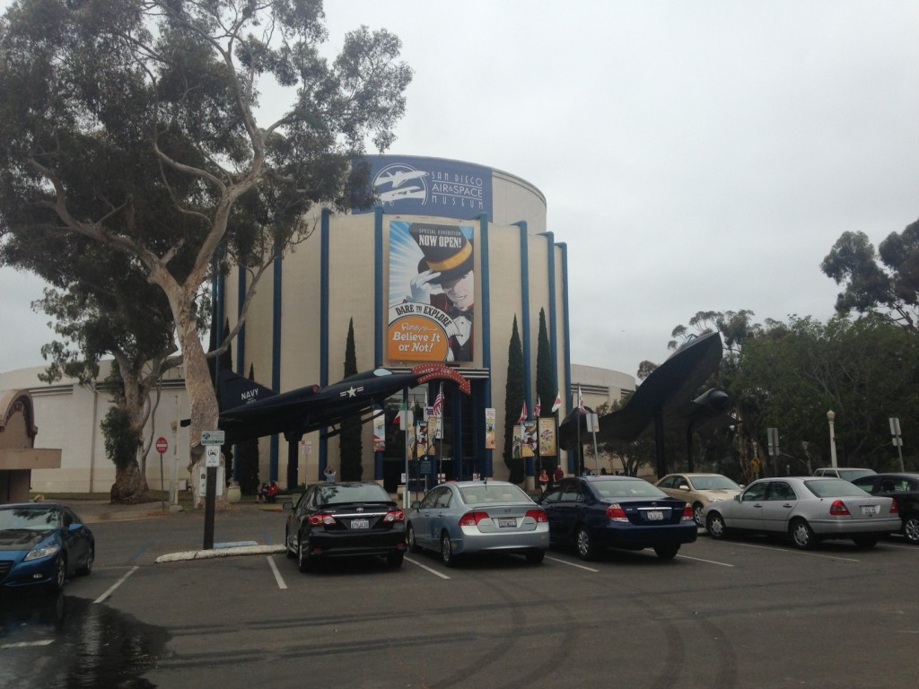 The San Diego Air & Space Museum