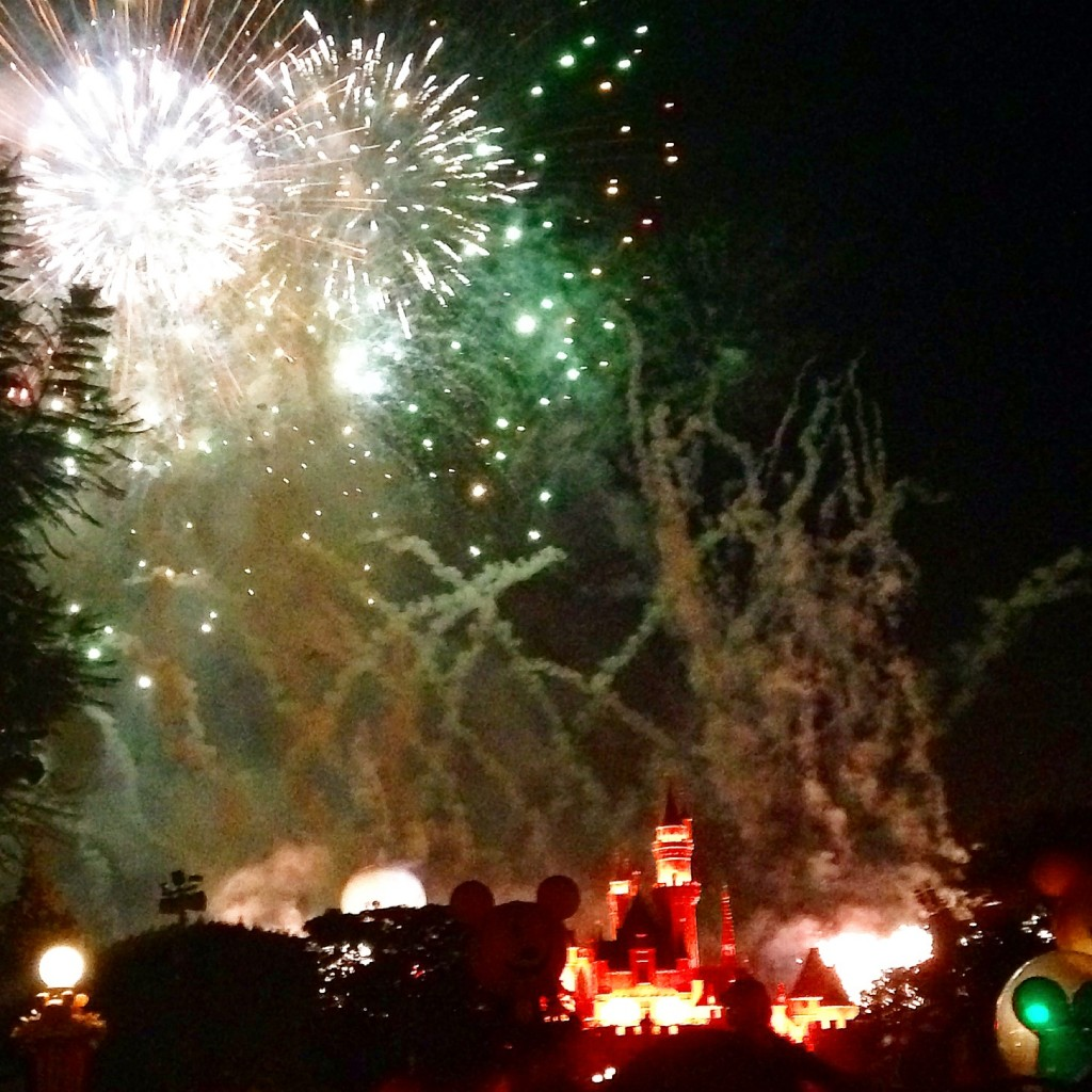 A Firework Show like no other!