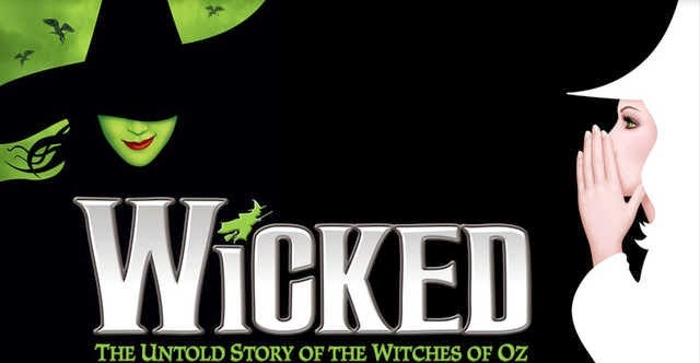 Wicked at the Pantages Theatre