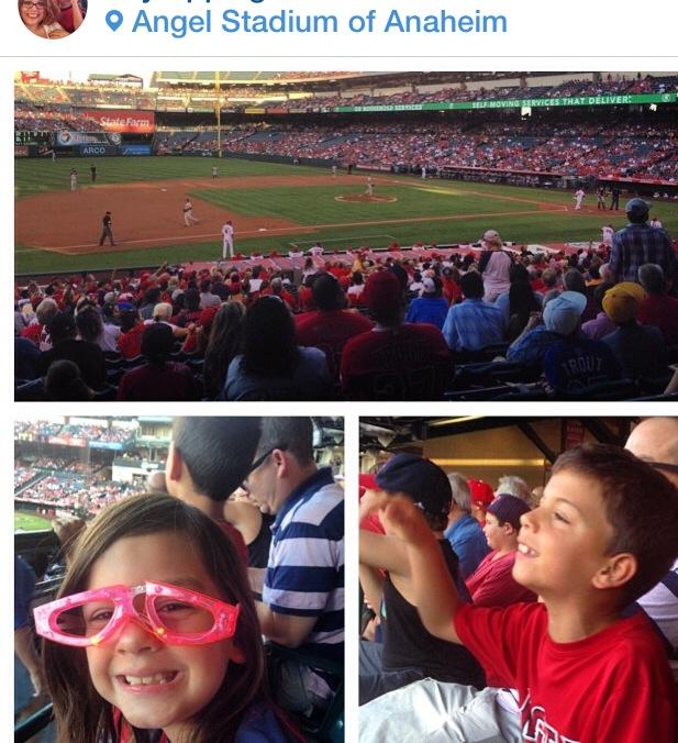Baseball Family Time!