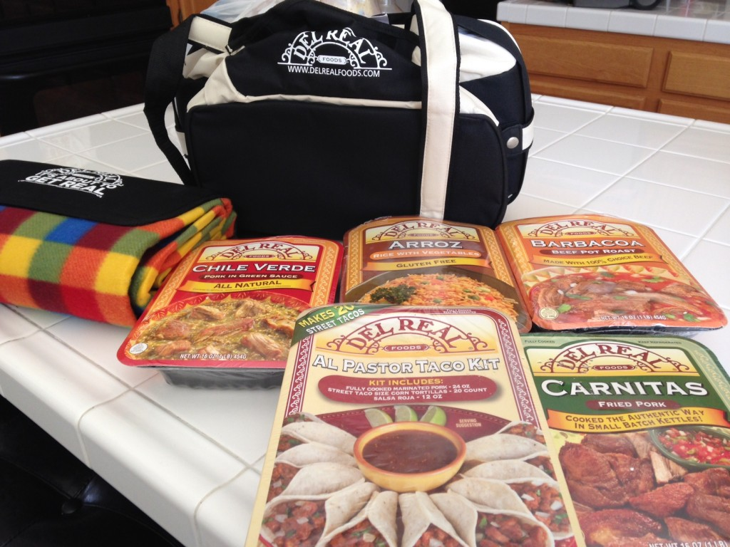 Del Real Foods Party in a Box Giveaway