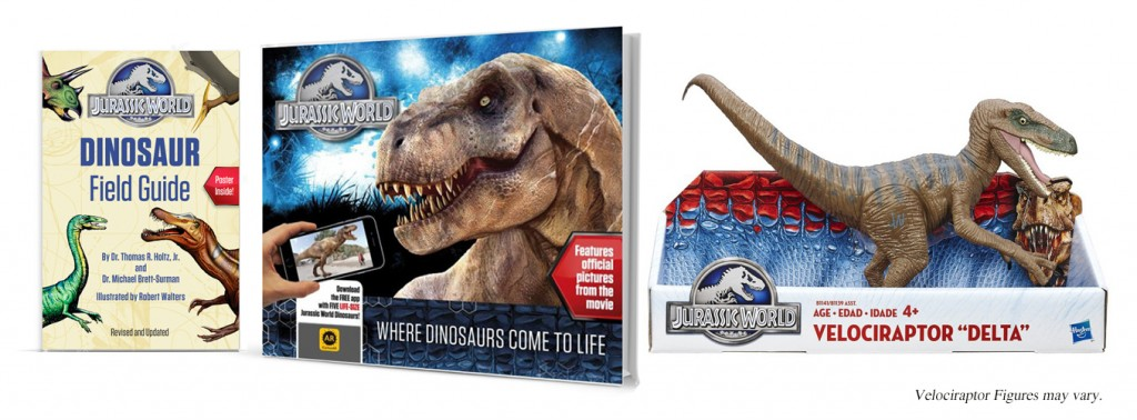 Jurassic Prize Pack
