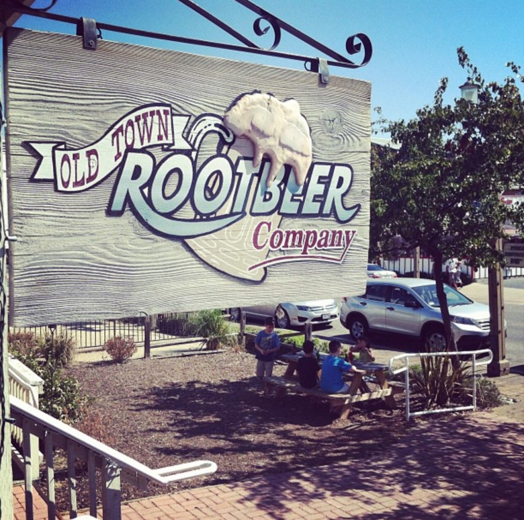Old Town Rootbeer Company is always a must stop in Temecula!