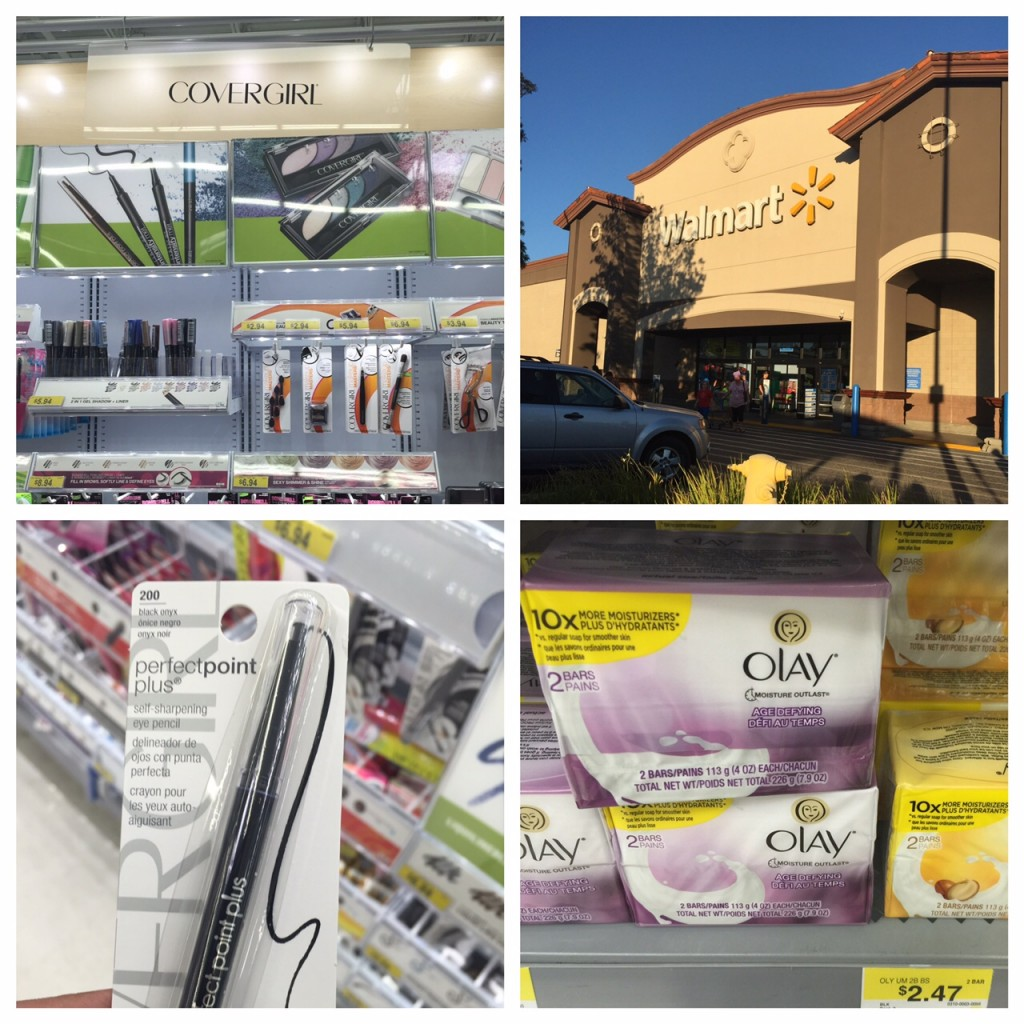 Walmart has our favorite Olay and CoverGirl Products!