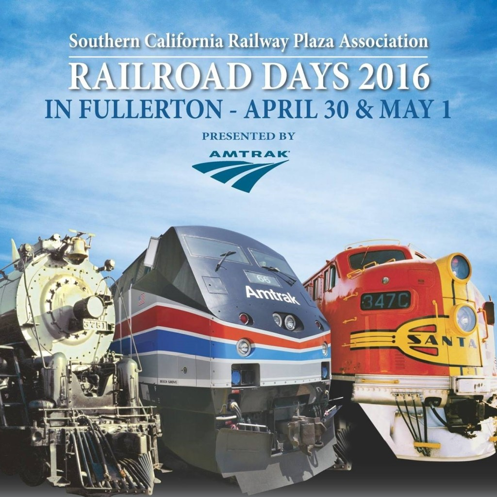 Fullerton Railroad Days